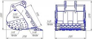 Ковши, гидромолоты, дробильно-сортировочное и навесное оборудование