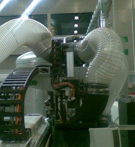 Промышленные аспирационные шланги